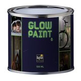 Vopsea fosforescenta, GlowPaint 500 ml